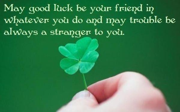 good luck phrase with positive quotes - Good Luck Quotes
