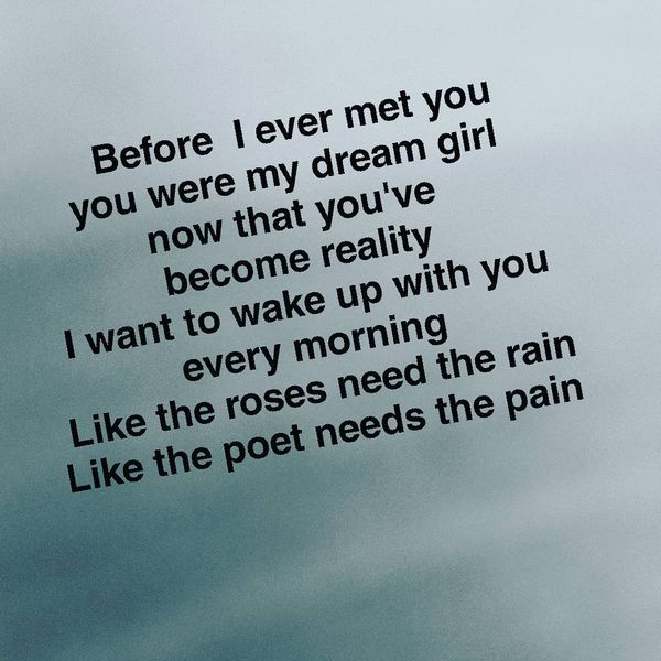 Sincere You are My Everything Quotes for Her