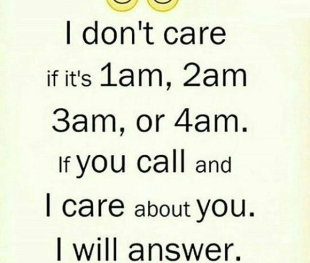 I Dont Care If Its Am Am Am Or