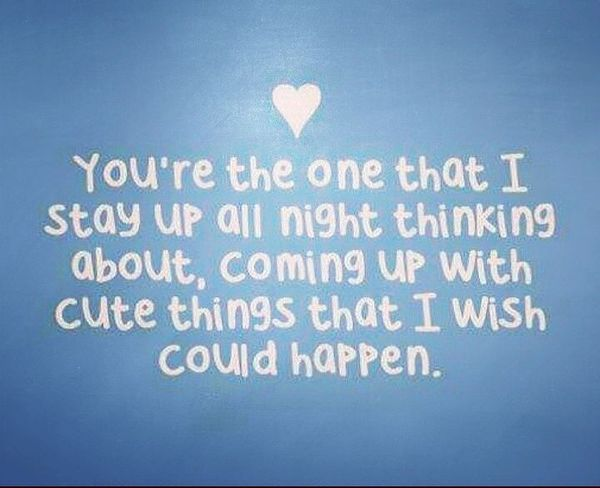 Sweet Falling Love Quotes