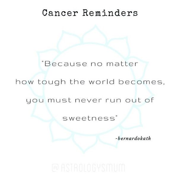 Superior Quotes about Staying Strong Through Cancer with Deep Sense
