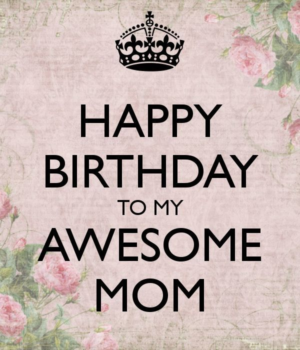 Creative Happy Birthday Mom Quotes Collection1