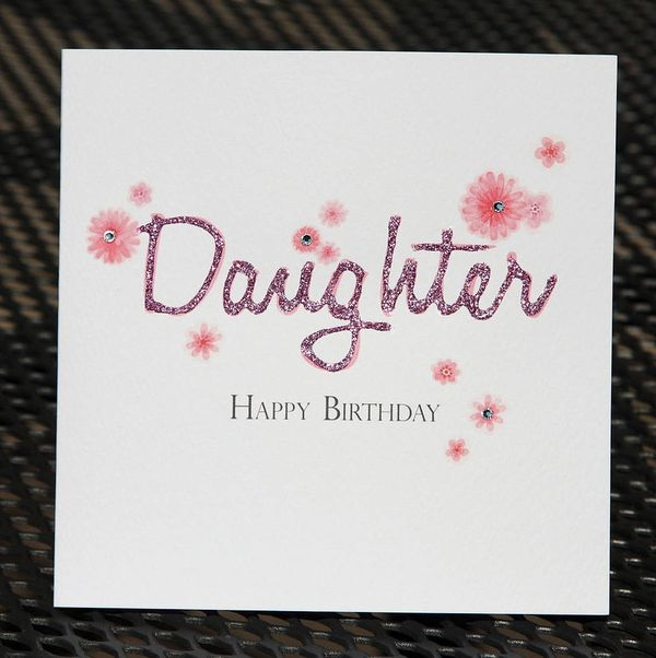 Wonderful Birthday Wishes for Daughter1
