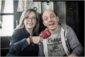 mit Bernd Hoecker