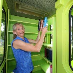 Kerspleben: Klitzekleine Bibliothek