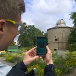 Pokémon Go in Erfurt angespielt