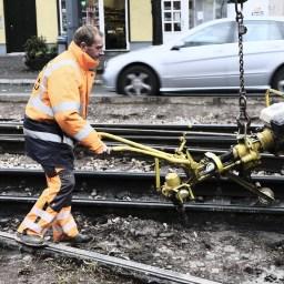 Was passiert in der Magdeburger Allee?