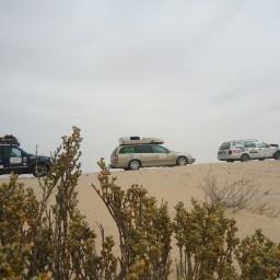 Siggi ist wieder da: Rallye Dresden-Dakar-Banjul
