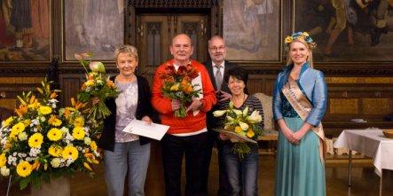Vorgarten-Blumenschmuckwettbewerb