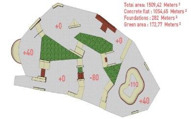 Pläne für den Nordpark. Alle Grafiken/Bilder Concrete Rudolph GmbH