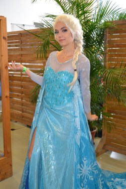 Elsa (Frozen) Cosplay