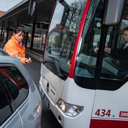 EVAG verteilt Knöllchen für Falschparker