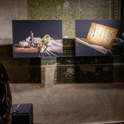 Eine fotografische Annäherung an die Alte Erfurter Synagoge