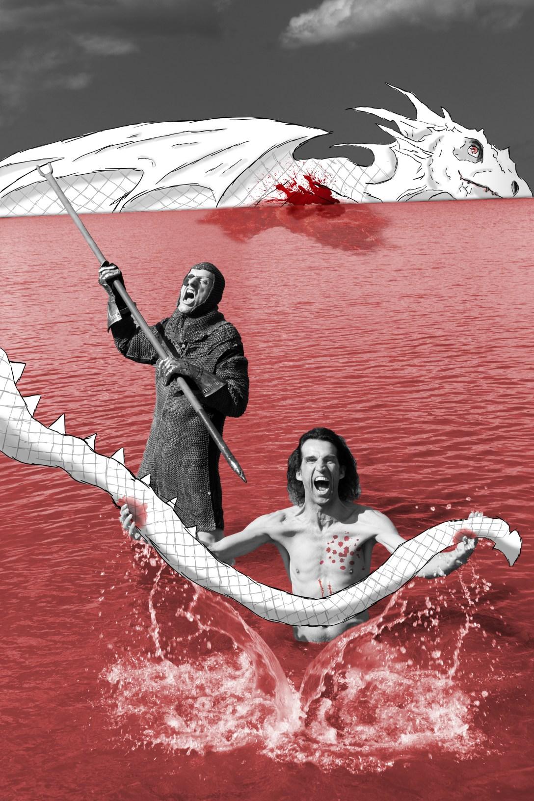 Die Niebelungen Postkarte Für Presse