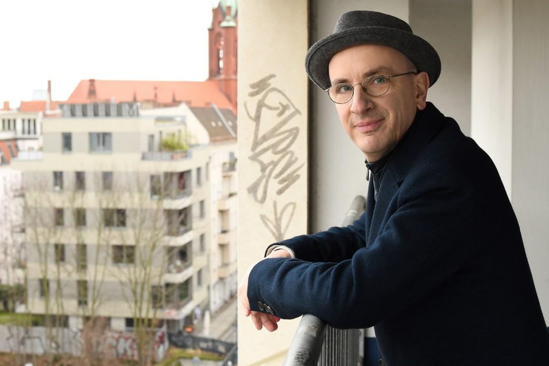 Jakob Hein, Autor und Psychologe, Berlin, 21.2.2020