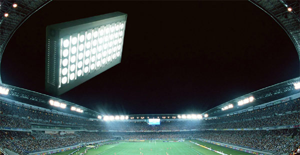 LED Lighting For Sport Stadium