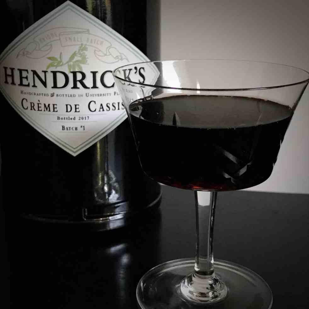 Hendricks Crème de Cassis