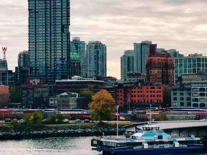 Getaway to Vancouver