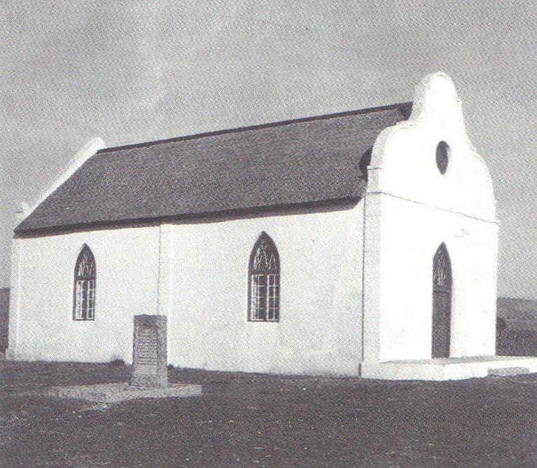 Kerkie op Port Beaufort
