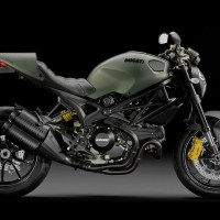 Ducati Monster Designed By Diesel