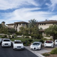 A Glimpse at Floyd Mayweather's Lavish Car Collection