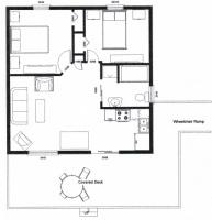 Cottage 11 Floor Plan