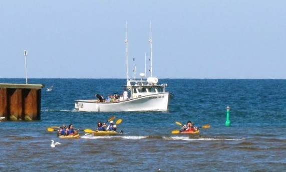 Fun on the Water with Swept Away Cottages