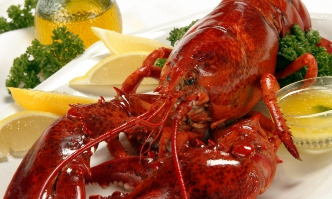 Lobster Lovin' Package at Swept Away Cottages