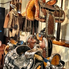 Wild West Love Affair at Bryan Museum