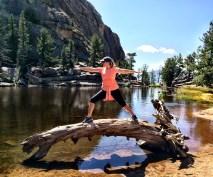 At Gem Lake in Estes Park, CO