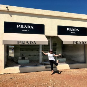 There Really is a Prada in West Texas