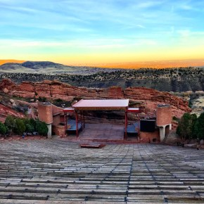 "Why Workouts ""Rock"" at Red Rocks"
