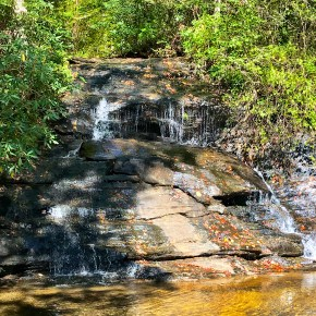 "Wildcat Wayside Falls are ""Purr""fect for a Family Hike"