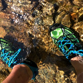 Creek Tested Body Glove's Dynamo Rapid Water Shoe