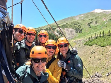 Breck 7 Zip Line