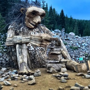 See a Troll in Breckenridge