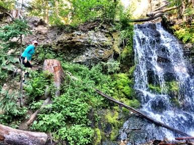 SMR 7 Waterfall
