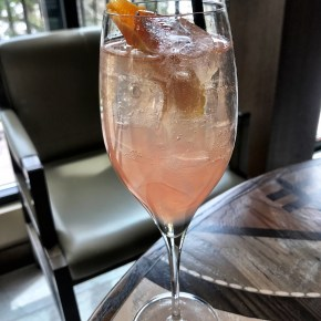 Hotel Talisa's Matterhorn Cocktail (Recipe included)