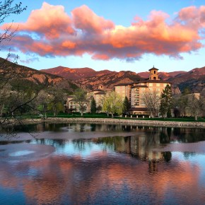 Rest and Relaxation Weekend at The Broadmoor