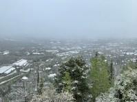 Overlook view of Breckenridge