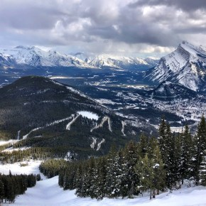 Ski Canada's Big 3:  Why You Should Visit Banff National Park in Winter
