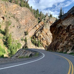 Drive the Million Dollar Highway