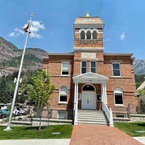 """Visit the Ouray County Historical Museum to See Why It's the """"Best Little Museum in the West"""""""