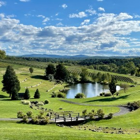Northern Virginia's Wine Region:  Three Days in the Napa Valley of the East Coast