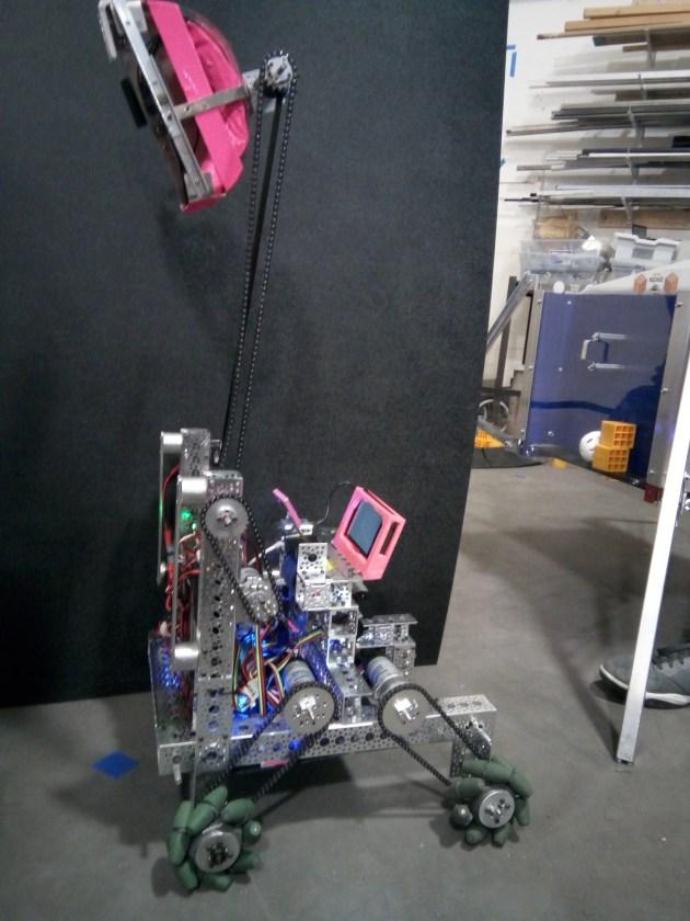 6220 Rover Ruckus League 2 Bot
