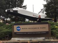 Gary at the NASA Research Park