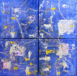 Swetlana Federmann - Blue