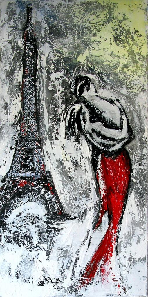 Swetlana Federmann - Verliebt in Paris