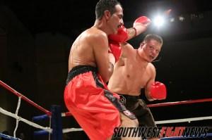 Arturo Crespin vs. Jose Cruz Garcia