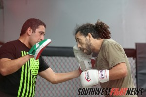 Jackson's MMA Fighter Nick Gonzales